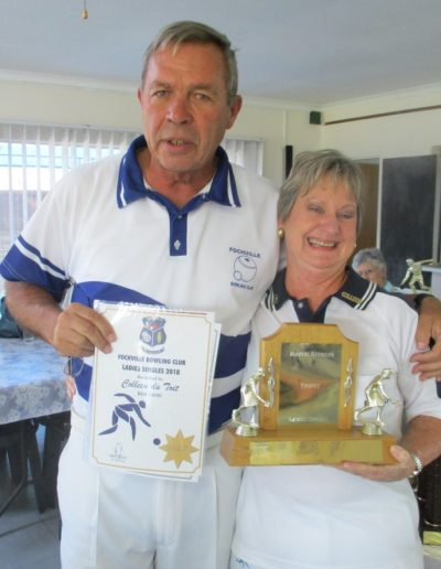 2018 AGM and Prize giving